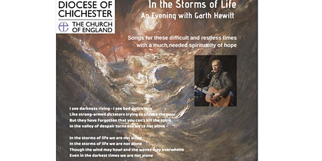 """""""In the Storms of Life"""" an Evening with Garth Hewitt tickets"""