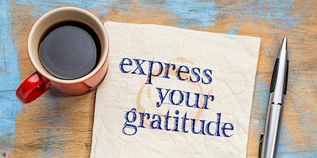 Gratitude of Praise for those navigating chronic illness. Caregivers too. tickets