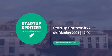 Startup Spritzer #77 - Gründermesse Special tickets