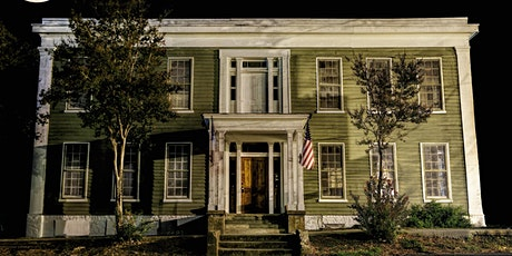 HAUNTED Magnolia Hotel HALLOWEEN GUIDED GHOST TOUR Seguin, Texas tickets