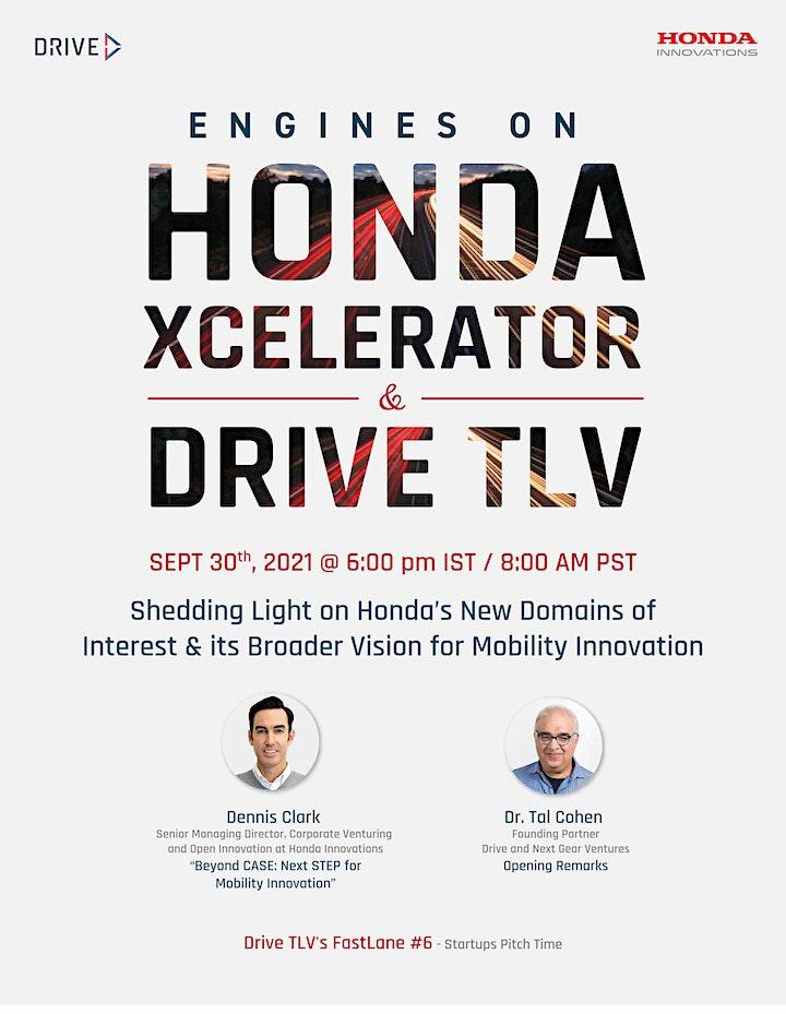 ENGINES ON: Honda Xcelerator & Drive TLV image