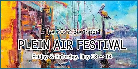 2022 Southport Plein Air Festival - Artist Registration tickets
