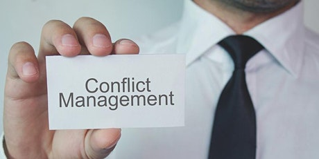 Conflict Management 1 Day Certification Training in Lawton, OK tickets