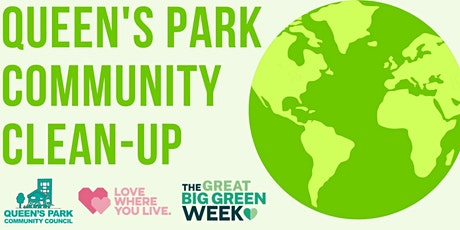 Queen's Park Community Clean Up tickets