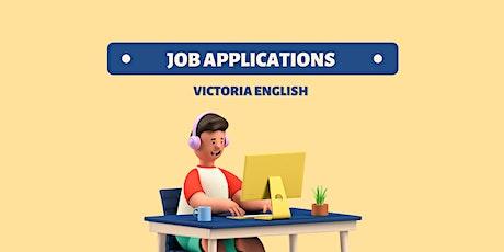 Job Applications tickets