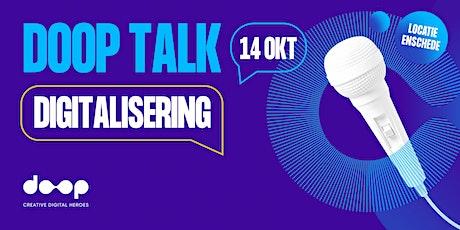 Doop Talk - Digitalisering tickets