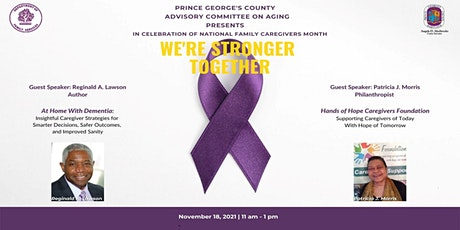 We're Stronger Together tickets