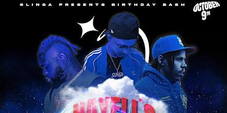 Slinga's Birthday Bash / Album Release Party tickets