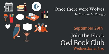 Lark & Owl Book Club Discussion—Owls! tickets