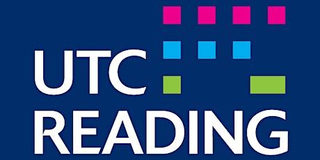 UTC Reading Meet the Team - Monday 27th September 2021 tickets