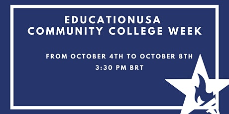 EducationUSA Community College Week ingressos
