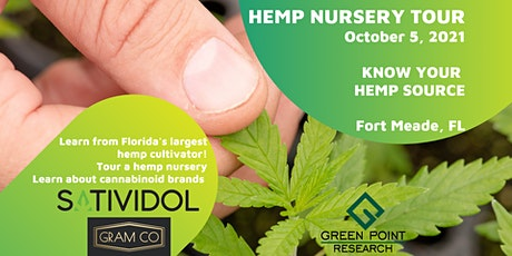 Green Point Research Hemp Nursery Tour & Education Day tickets