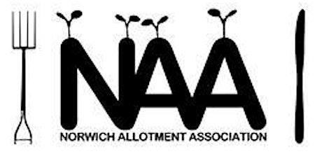 Norwich Allotment Association 2021 AGM tickets