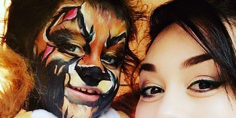 Facepainting Workshop For Teenagers tickets