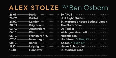 Alex Stolze - Kinship Stories  Tour with Ben Osborn & Qrauer Tickets
