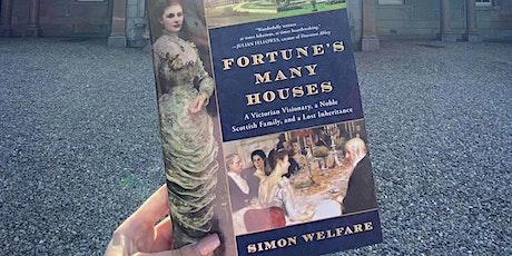 Simon Welfare Talk - 'Fortune's Many Houses' tickets