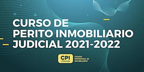 CURSO DE PERITO INMOBILIARIO JUDICIAL 21-22 entradas