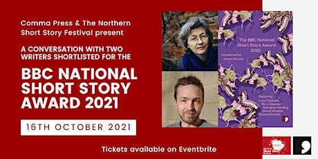 The BBC National Short Story Award 2021 tickets