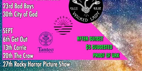 Rooftop Movie Monday: Rocky Horror Picture Show tickets