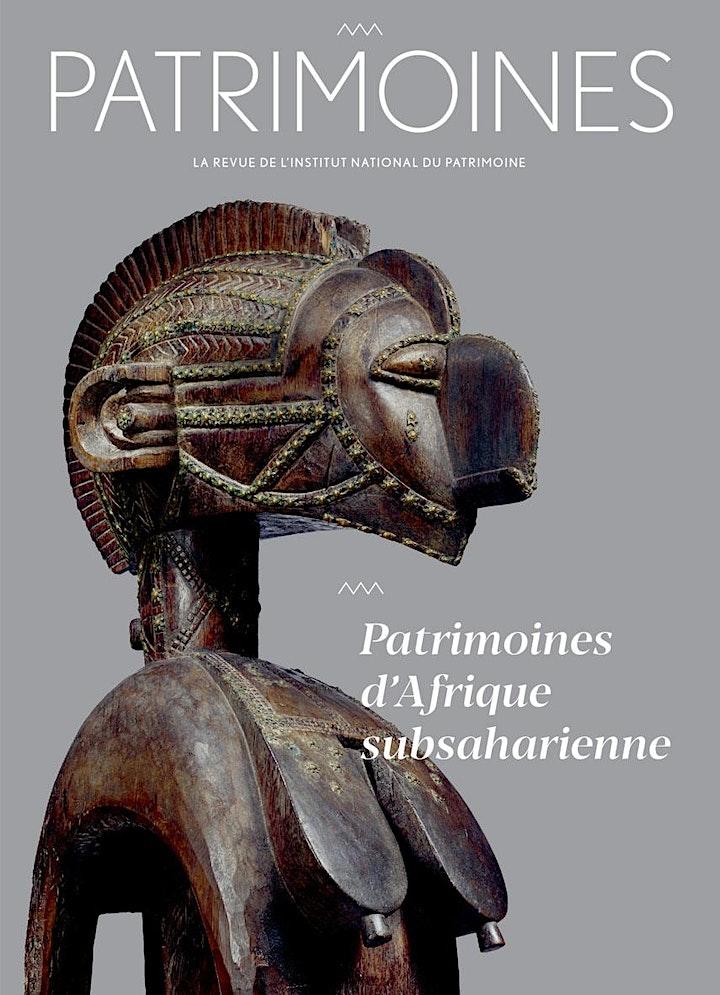 Image pour lancement du n°16 de la revue Patrimoines