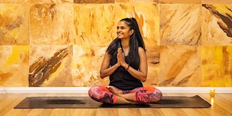 Yoga Classes (beginner-mid level) tickets