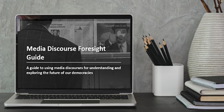 Media Discourse Foresight Guide - Launch Event tickets