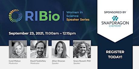 Women in Science Speaker Series tickets