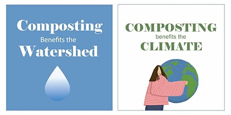 Co-Benefits of Composting Series, Class 1: Climate Change and the Watershed tickets