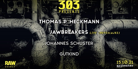303 presents Thomas P. Heckann & Jawbreakers (live) tickets