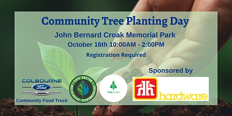 Community Tree Planting Day tickets