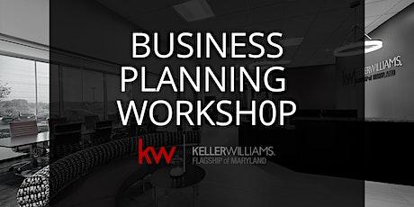 Keller Williams Flagship of Maryland- 2022 Business Planning Workshop tickets