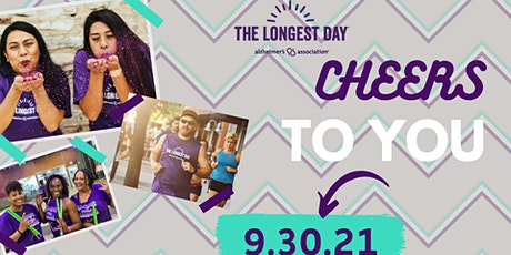 Cheers to you-Longest Day Thank You Party! tickets