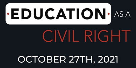Education as a Civil Right: Challenging the Belief Gap tickets