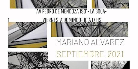 """""""Absolutely Free""""-Mariano Alvarez- F/O. Objetos y Teorías entradas"""