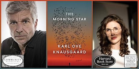 "Karl Ove Knausgaard presents ""The Morning Star,"" with Lauren Oyler tickets"