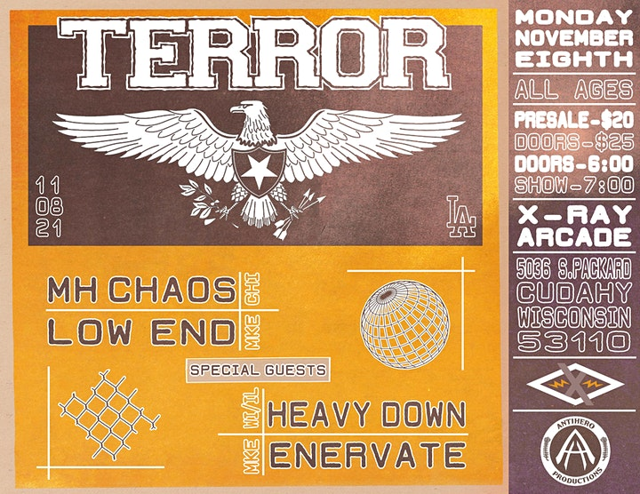 Terror at X-ray Arcade image