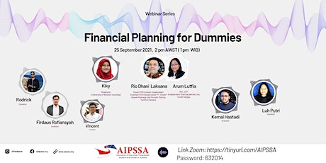 Financial Planning for Dummies tickets