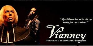 VIANNEY one man drama by Leonardo Defilippis
