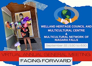 Welland Heritage Council - Virtual Annual General Meeting tickets