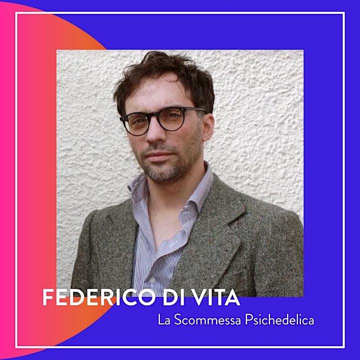 Immagine LA SCOMESSA  PSICHEDELICA - Federico Di Vita