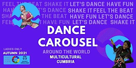 Dance Carousel Around the World - Autumn 2021, Salsa Classes tickets