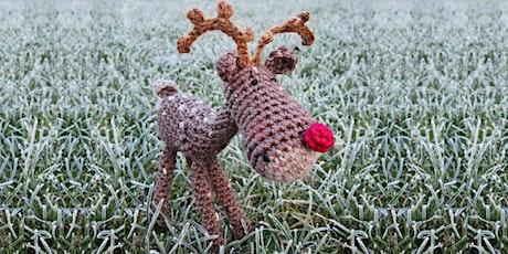 Crochet-a-Long   Spangle the Reindeer tickets