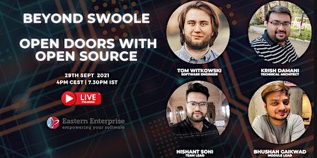 Beyond Swoole|Open Doors with Open Source|Tech Meetup By Eastern Enterprise tickets