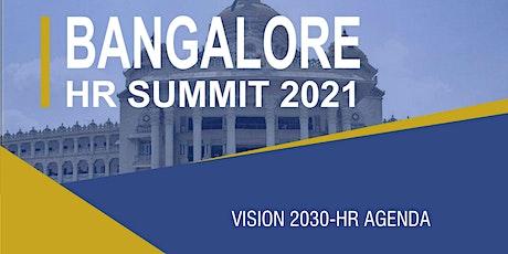 Bangalore HR Summit 2021 tickets