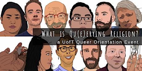 Qu(e)erying Religion:  LGTQ+ Students of Faith Social tickets