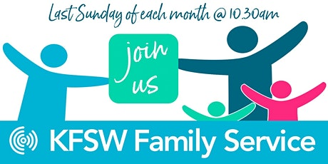 KFSW October Family Service tickets
