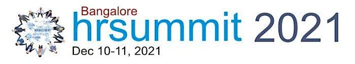 Bangalore HR Summit 2021 image