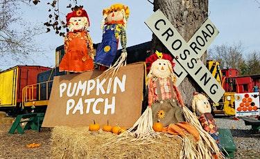 Pumpkin Patch Train Rides tickets