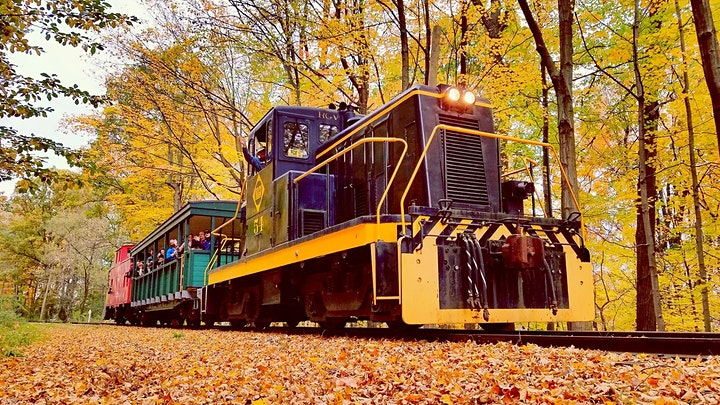 Pumpkin Patch Train Rides image