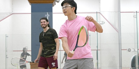 Squash Open House at Chelsea Piers Athletic Club tickets